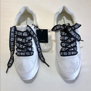 Zara Basic Collection Sneakers Size US11/EU42